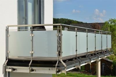 Gut bekannt Betonsanierung von Balkonen BM67
