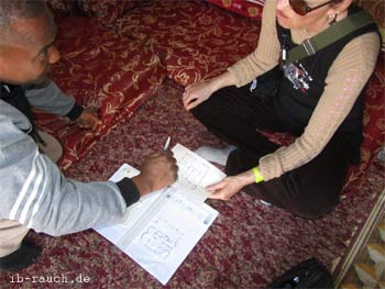 Beratung in Tunesien