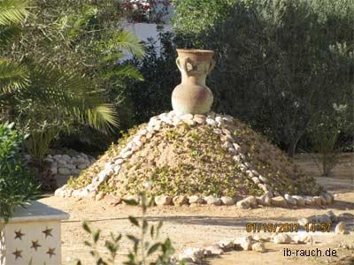 Gartengestaltung auf Djerba