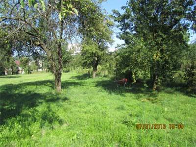 Garten in Karpaten