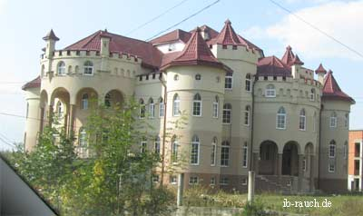 A home in Transcarpathia