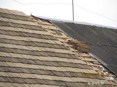 Online-Berechnung der Kosten von Dacharbeiten