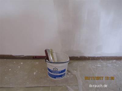 Fabulous Wie selbst Kalkfarben herstellen und Wände streichen! IG78