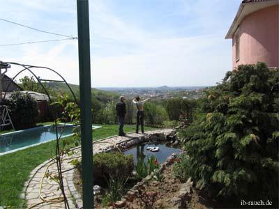 Pool bei Mukaschewo