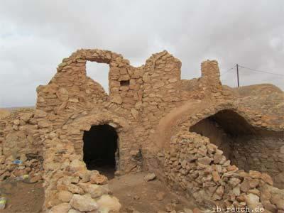 Historische Steinhäuser
