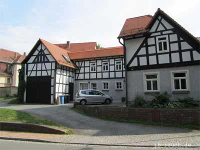 Bauernhaus in Thüringen
