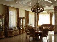 Atraktives Wohnzimmer