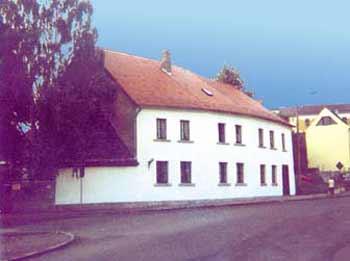 Lehmhaus in Leipzig