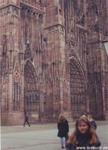 Dom in Strasbourg
