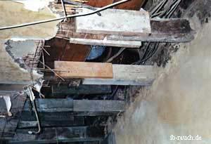 Holzfußboden Aufbau Altbau ~ Historischen holzbalkendecken der aufbau und ihre sanierung