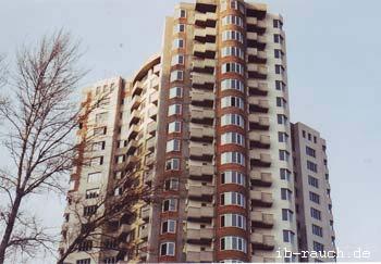 Wohnhochhaus in Kiew