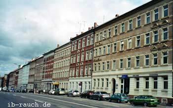Gründerzeithäuser in Leipzig
