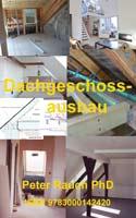 Bild zum eBook Dachgeschossausbau