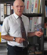 Faching., Dipl.-Ing.oec., Dipl.-Betrw.(FH), Ing. Peter Rauch PhD